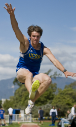 deBeaubien and Schakett Each Take Ninth in Big West Multi-Events