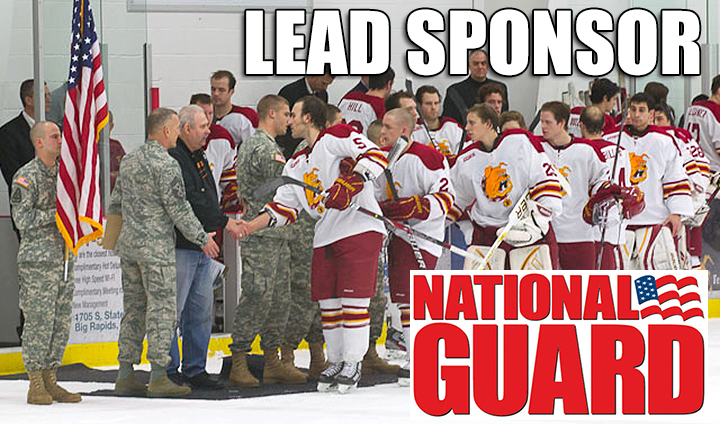 National Guard To Be Lead Sponsor For Ferris State Athletics In 2013-14