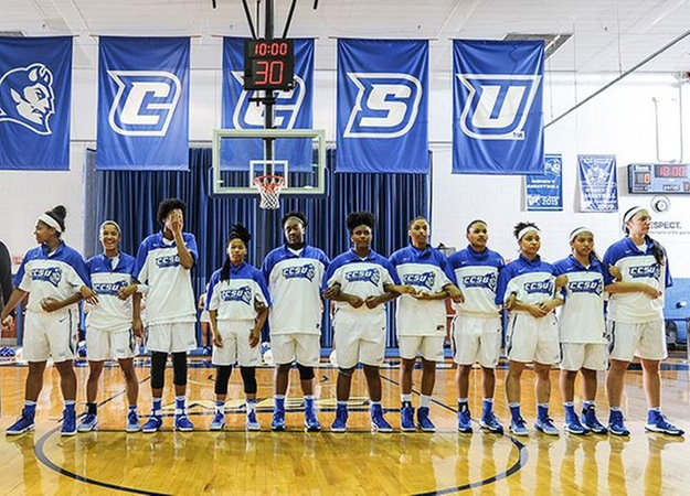 Women's Basketball Plays at St. Francis Brooklyn for New Year's Eve Showdown