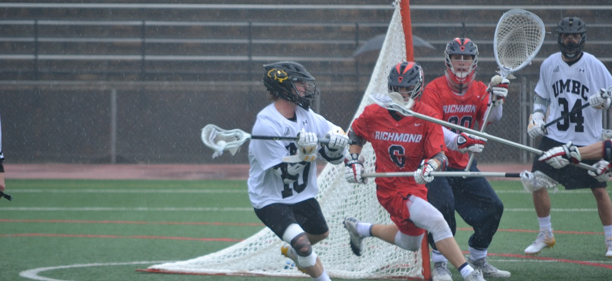 Men's Lacrosse Starts Three-Game Local Road Swing at Navy on Saturday