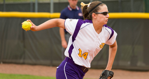 Ketchum pitches shutout in Golden Eagle victory for twinbill split