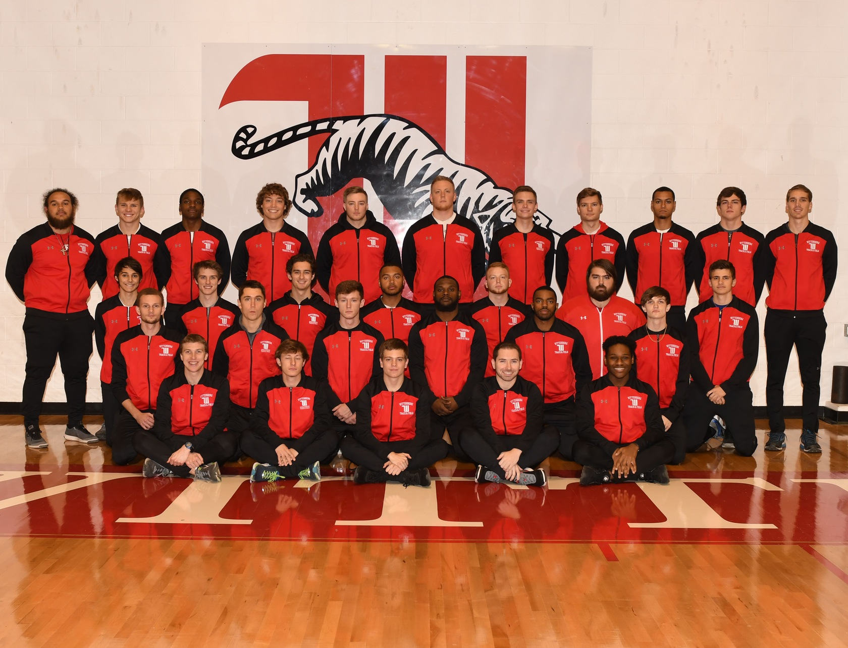2019 Wittenberg Men's Track and Field