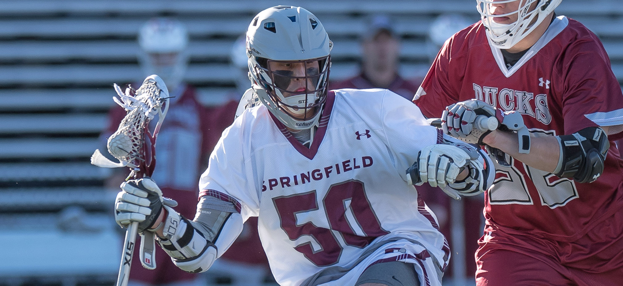 No. 16 Stevens Rallies Past Men's Lacrosse, 13-12