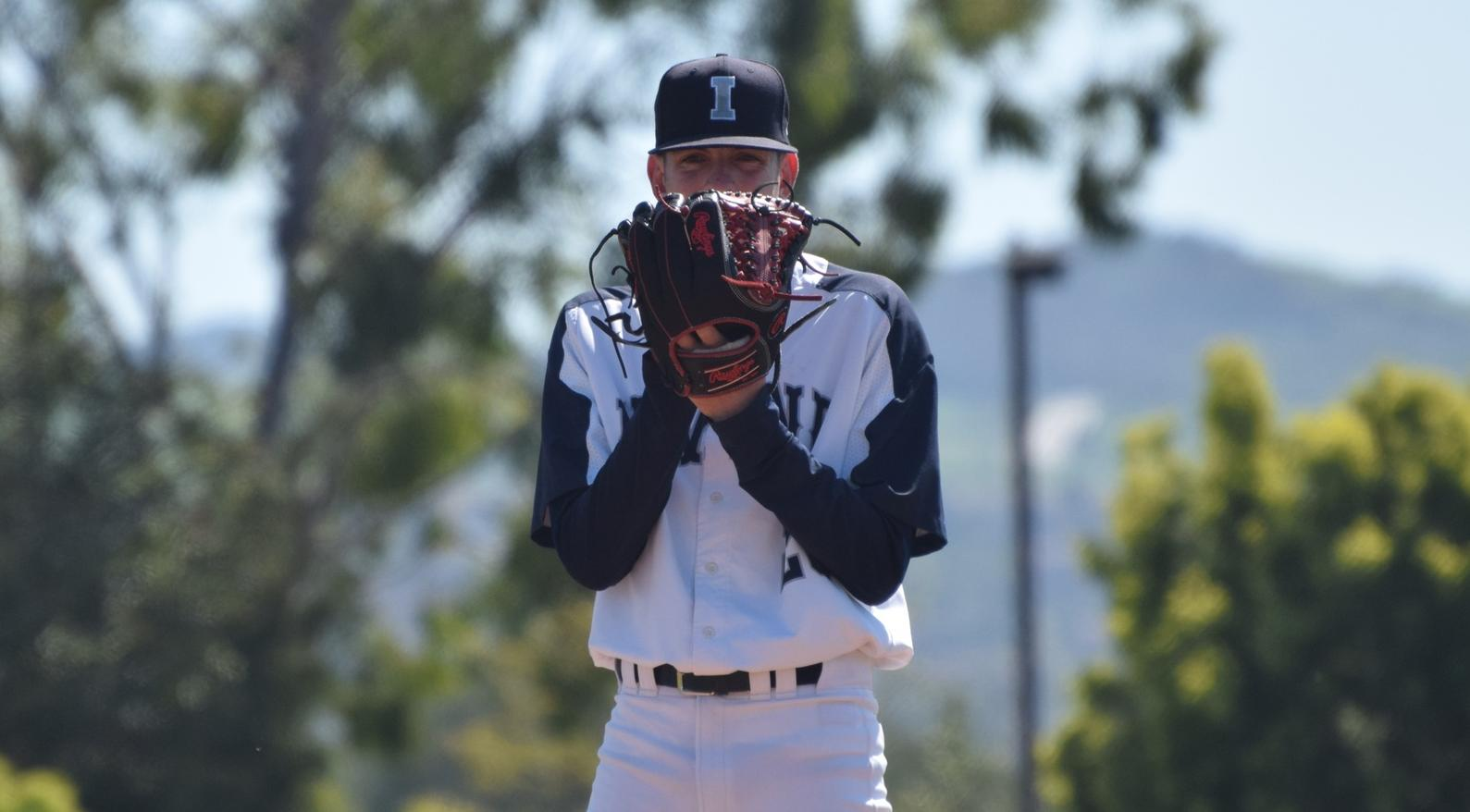 Baseball team loses opening game of series to Fullerton