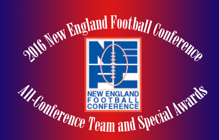Three Colonels Named To NEFC All-Conference Team
