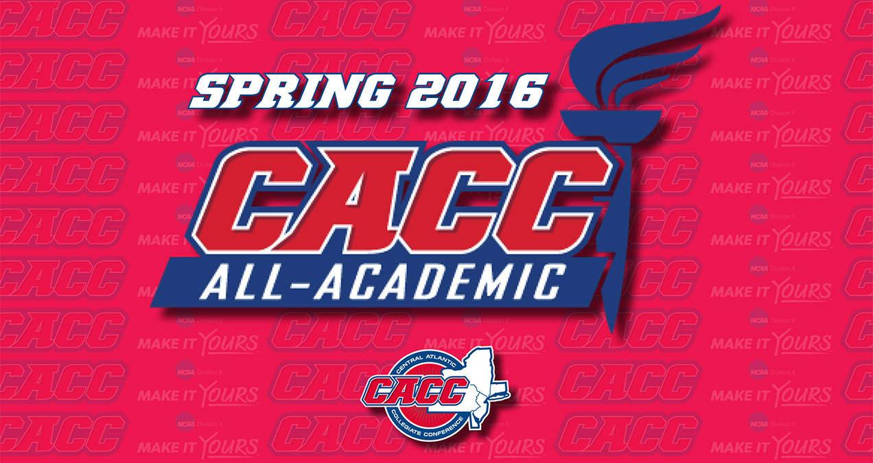 Record 192 Student-Athletes Named to Spring 2016 CACC All-Academic Team