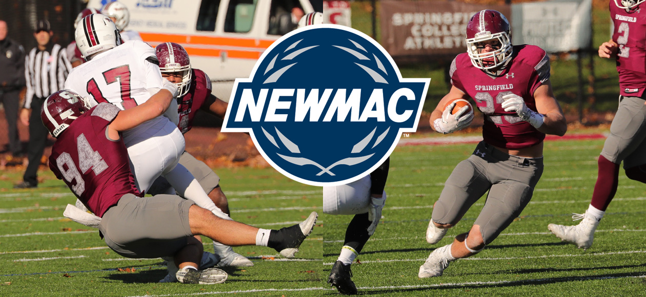 Giorgio and Wilcox Collect NEWMAC Football Weekly Honors