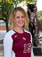 Madison McMahon, Trinity University, Women's Volleyball (Offensive)