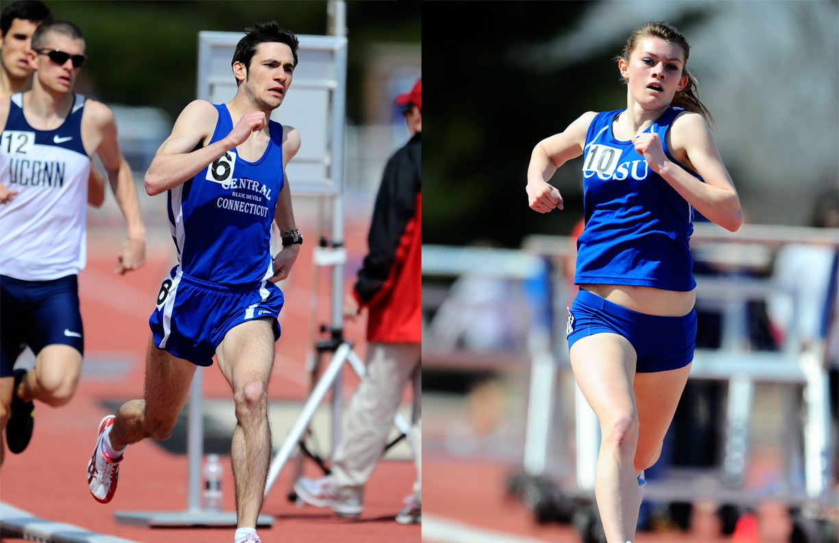 Men's and Women's Track & Field Named to USTFCCCA All-Academic Team