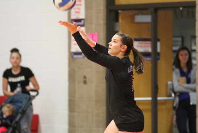 Volleyball Opens MonDak Play with a Win