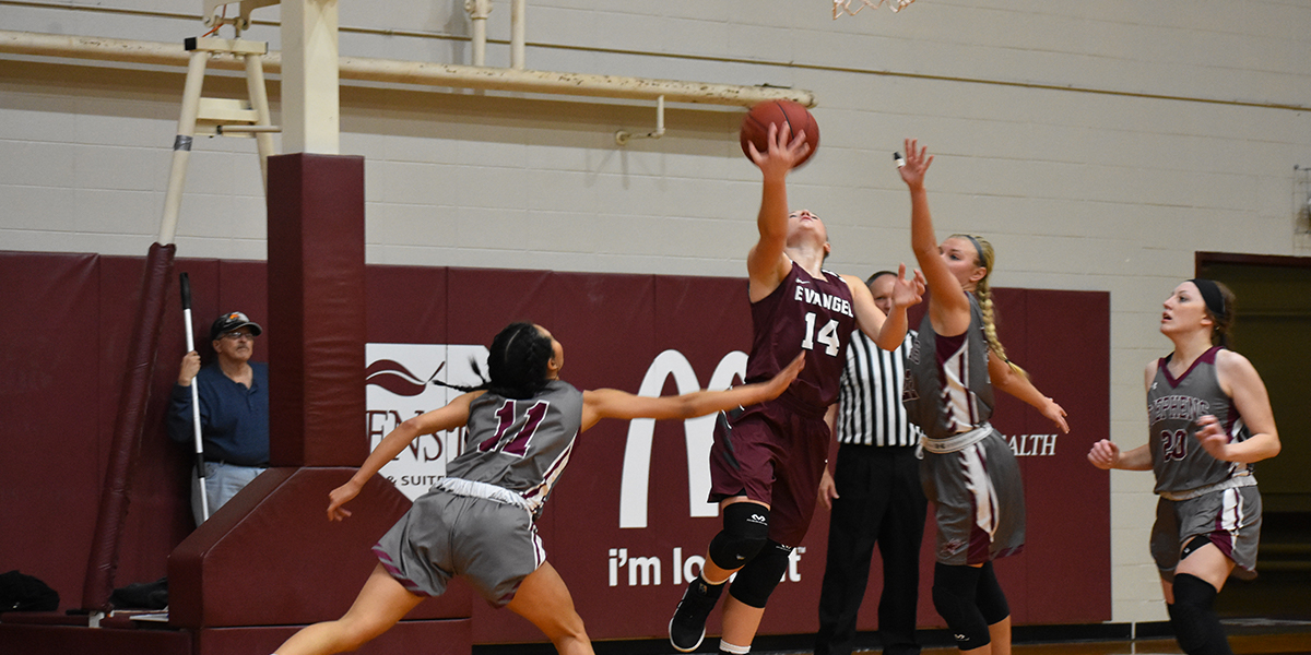 Evangel Starts Conference Play At (RV) William Penn