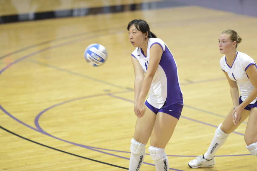 Volleyball Returns To Action With Comeback Five-Set Home ...