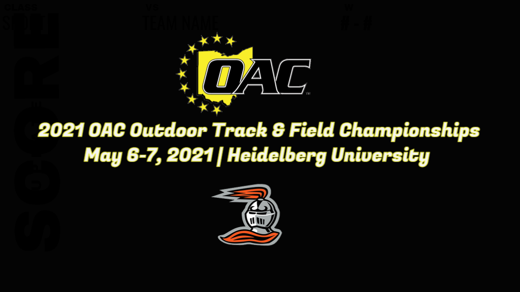 OAC Outdoor Track & Field Championships | May 6-7