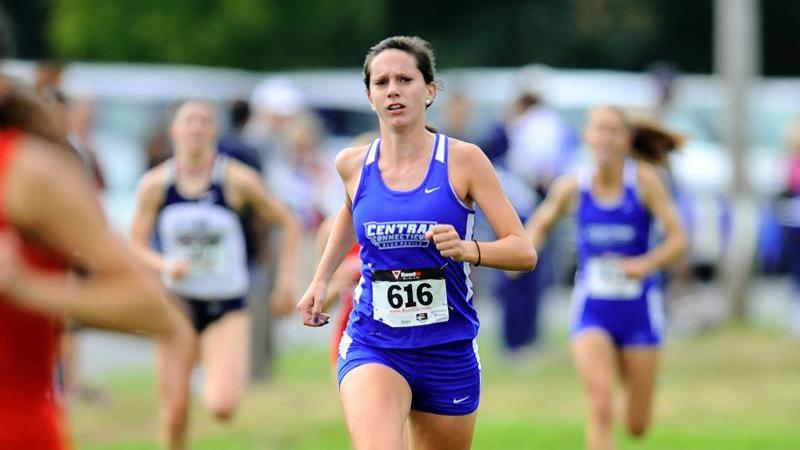Women's XC Finishes 7th of 14 at Mini Meet
