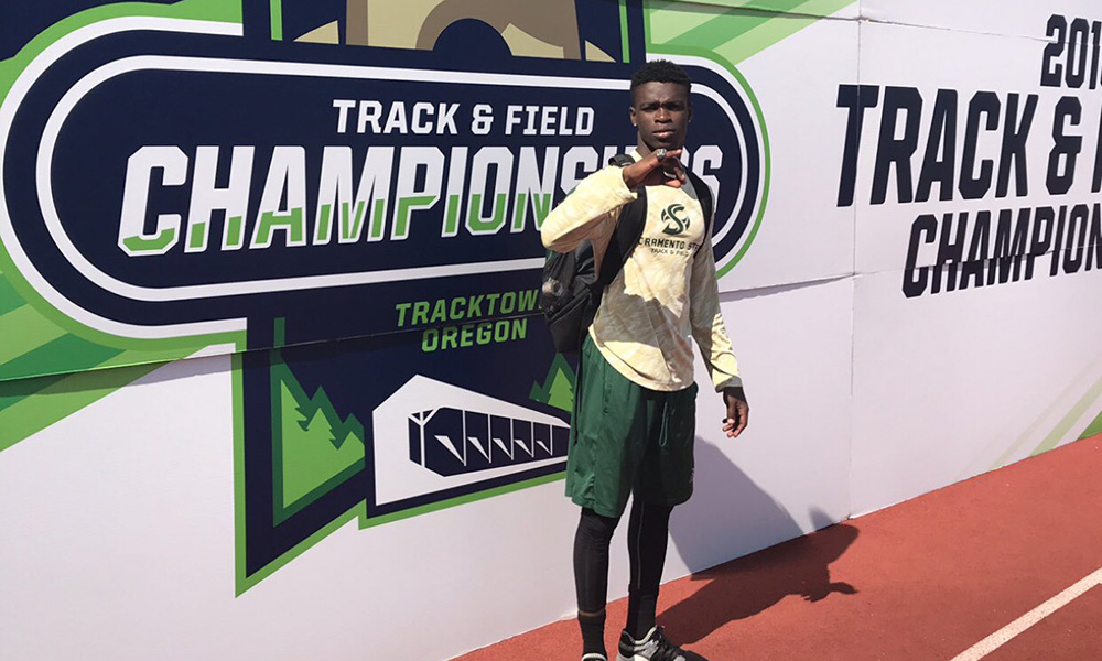 ARMSTEAD TO BEGIN NCAA TRACK & FIELD CHAMPIONSHIPS ON FRIDAY