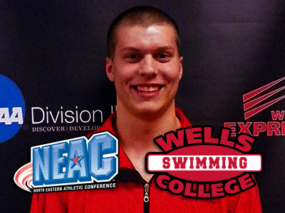 Sleezer Draws NEAC Swimming Student-Athlete Of The Week Honors