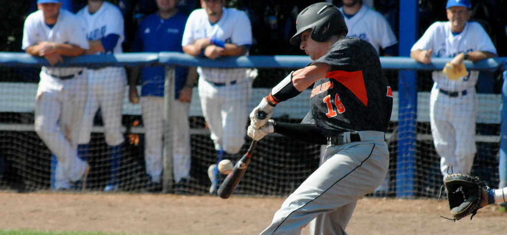 Ford homers twice in road split at Winston-Salem State