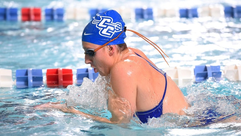 Swimming and Diving Picked Third in Preseason Coaches Poll