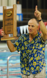 UCSB Men and Women Win Big West Swimming and Diving Championships