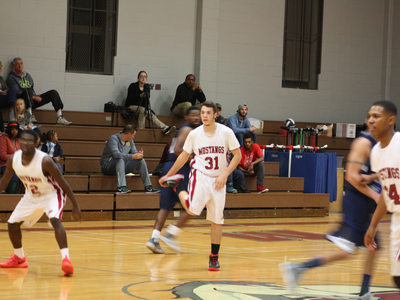 Men's Basketball: Defeat Jaguars 94-76
