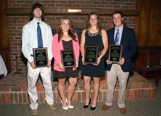 L to R: Pittman, Phillips, Andrews, Ratner