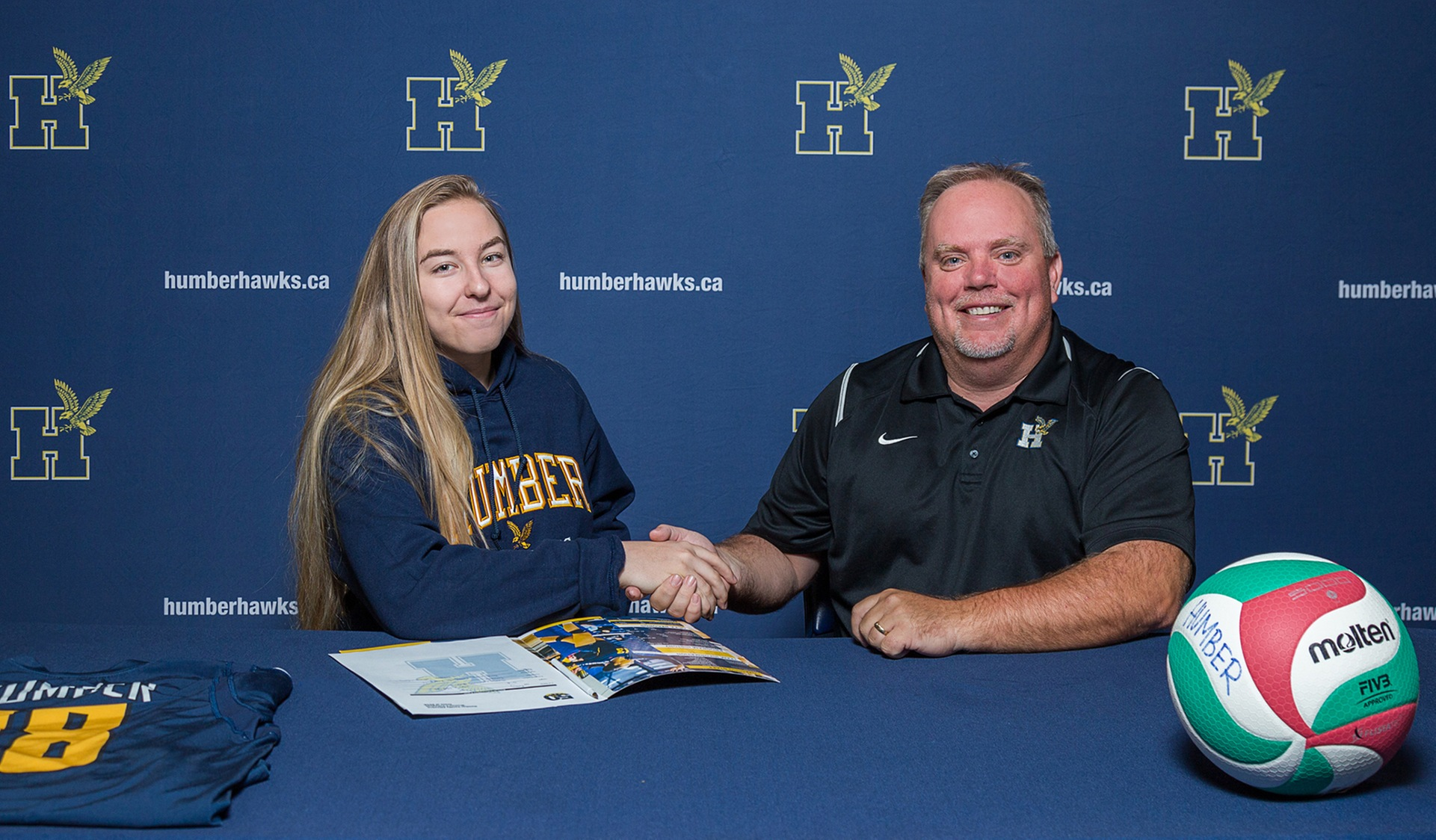 Foley Set To Join Humber Volleyball For Upcoming Season