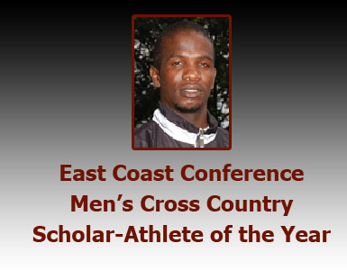 Banton Named Men's Cross Country Scholar-Athlete of the Year