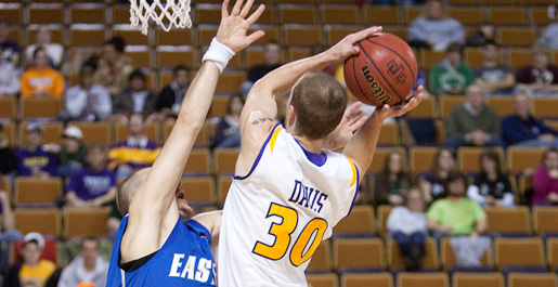 Golden Eagles pull away late, top Eastern Illinois Panthers 75-65