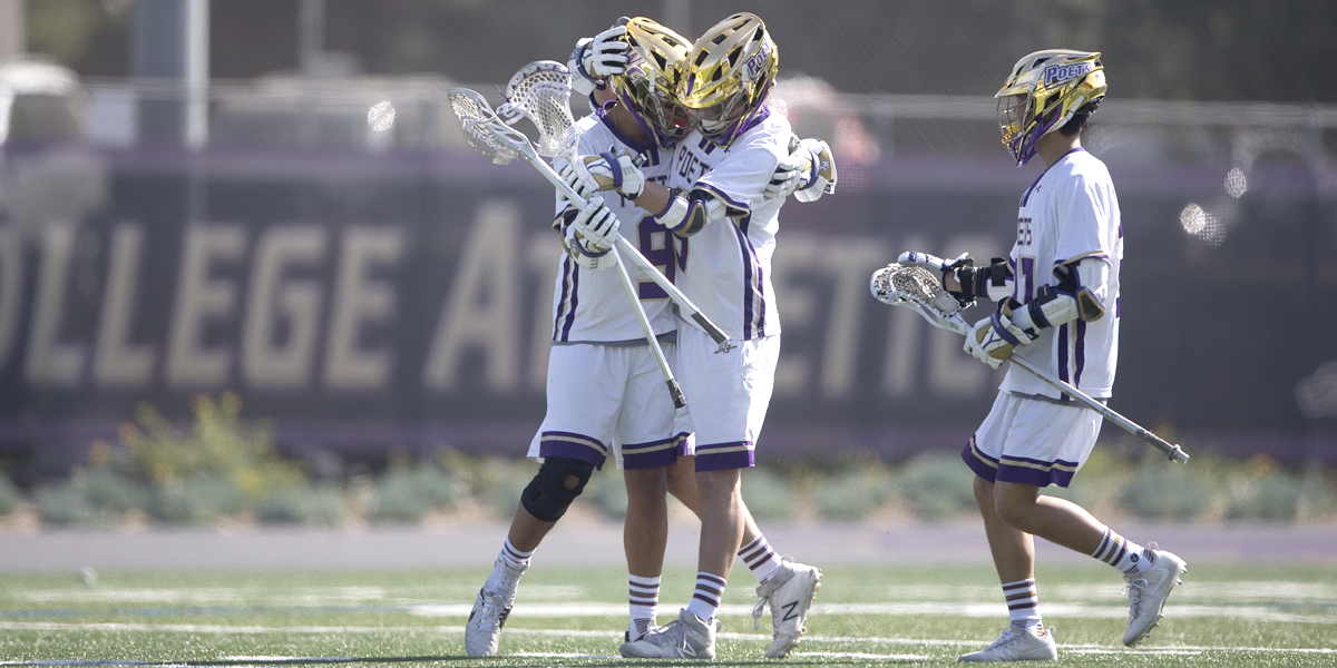 Men's Lacrosse Registers 14-8 win over Eastern Connecticut State