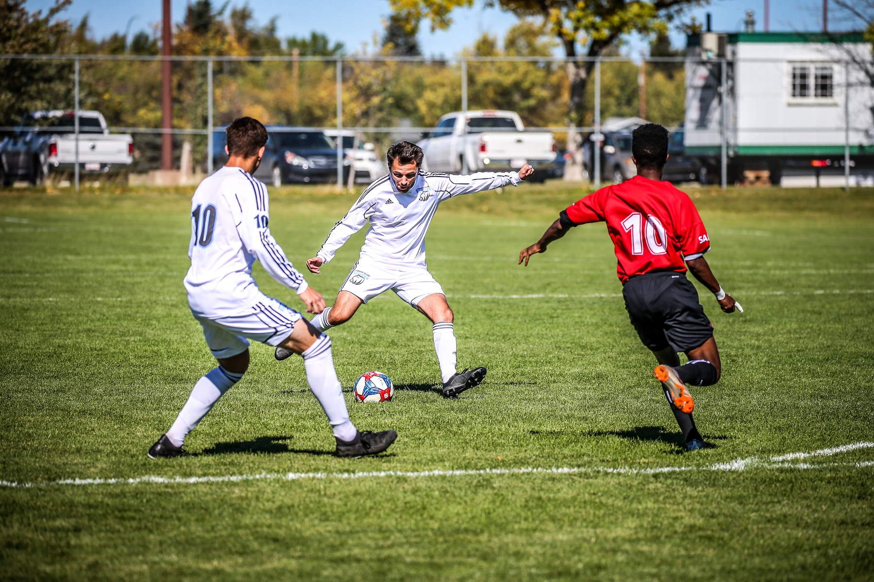 MSOC | The Kodiaks serve the Trojans their first loss in two years