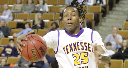 Tech's Dillard honored as OVC Freshman of the Week