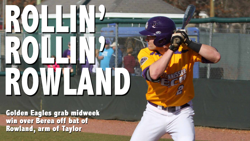 Tech baseball grabs win No. 15 with victory over Mountaineers