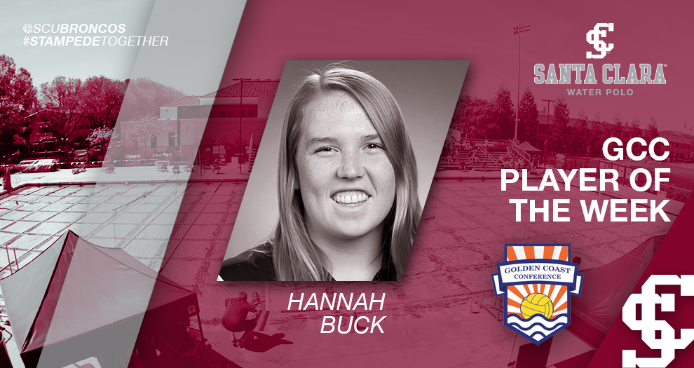 Women's Water Polo Sophomore Earns Weekly Award