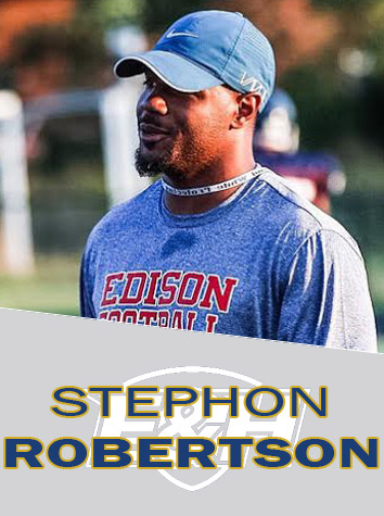 Emory & Henry Football Hires Stephon Robertson As An Assistant Coach