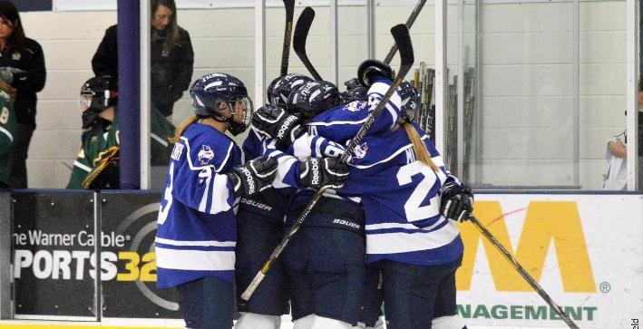 GAME NOTES: Women's Hockey visits three MIAC opponents this week