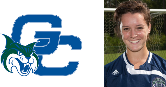 O'Hayer Named GC Athlete of the Week