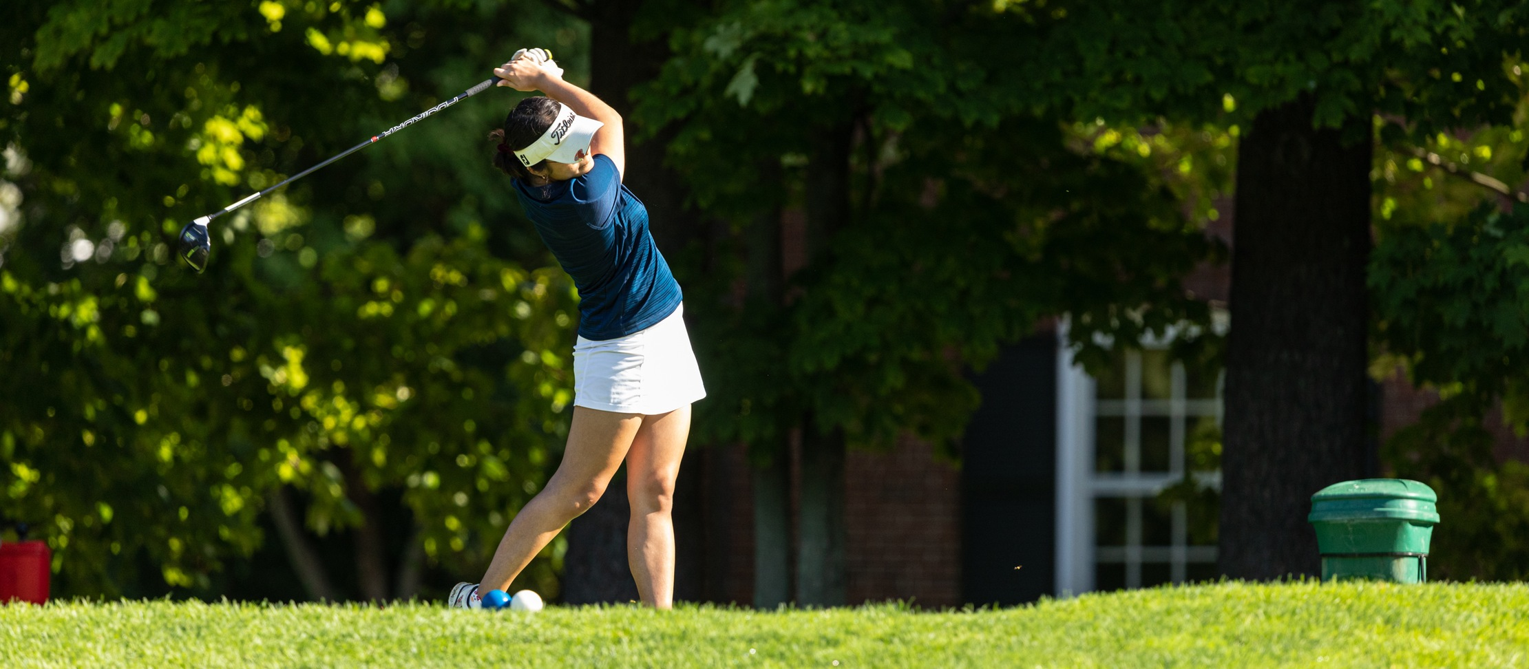 Golf Sits in 10th After First Round Action at Williams College Invitational