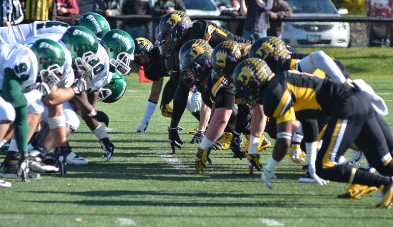 #8 Football Looks to Capture GLIAC Championship at Malone