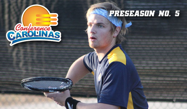 Preseason Conference Poll Slots Men's Tennis Fifth