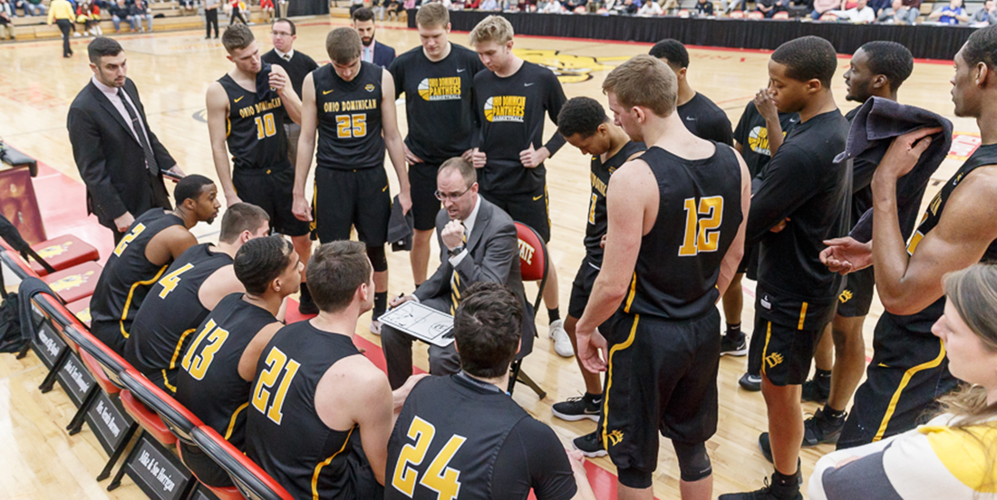 Men's Basketball Opens 2018-19 Season This Weekend