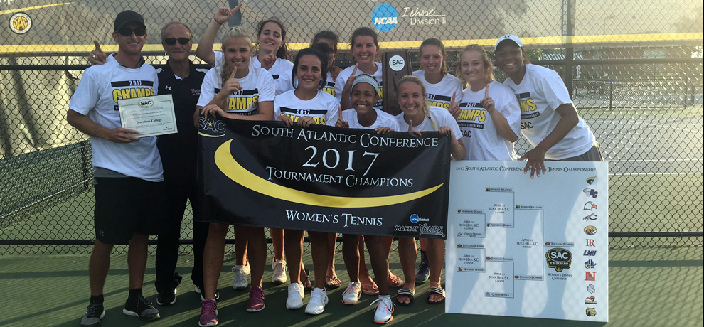 Pioneers win SAC Championship with 5-4 victory over Wingate