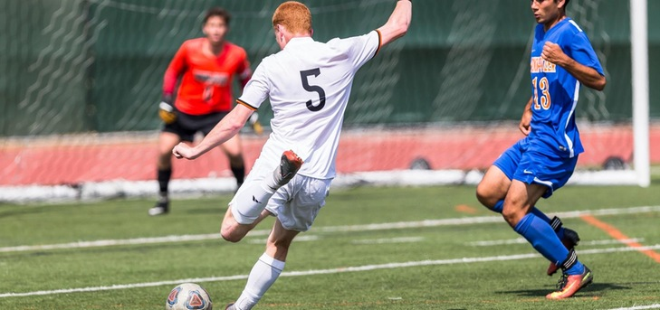 Teplitz Goal Gives Oxy Road Win