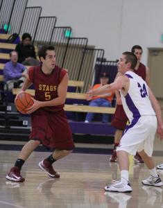 Cameron Cain (photo courtesy of California Lutheran sports information)