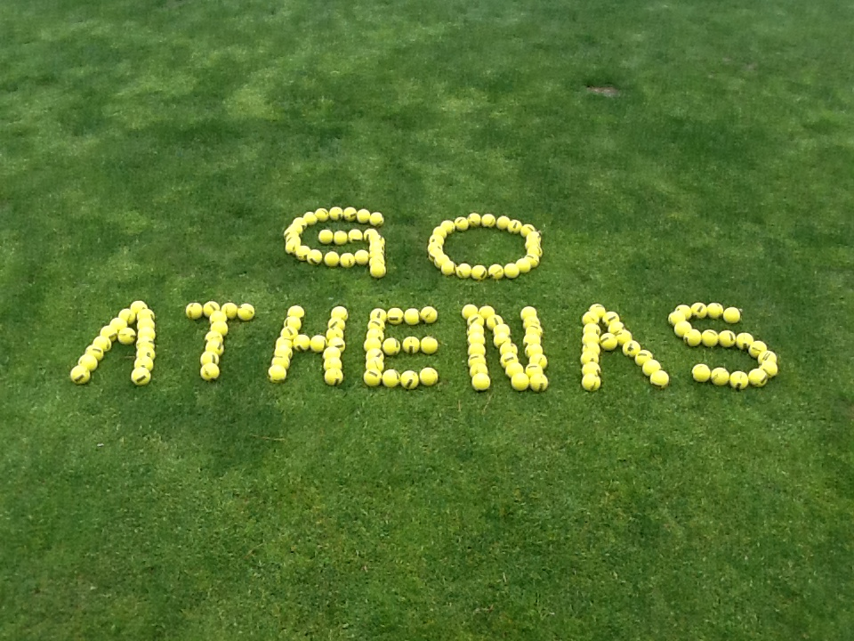 Athenas Begin Play At NCAA Championships