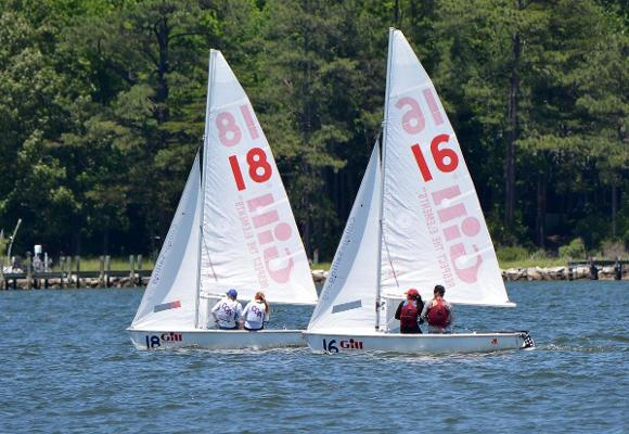 Bears Tenth at Gill Coed National Championship