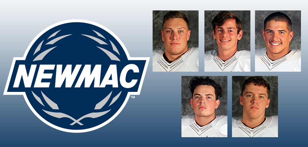 Mariners Land Five on NEWMAC Academic All-Conference Team