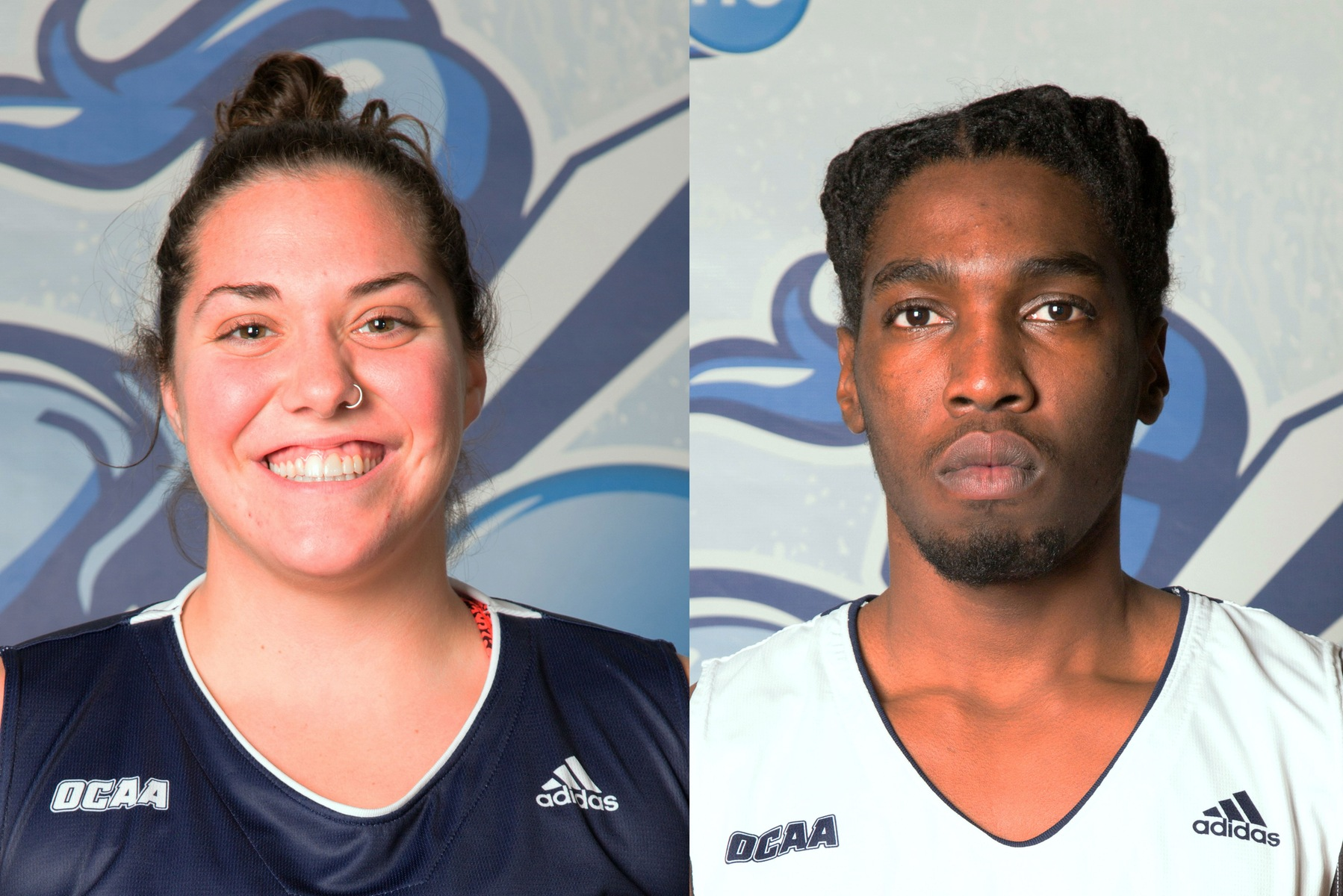 McPherson and Hutchinson Jr. Named Athletes of the Week