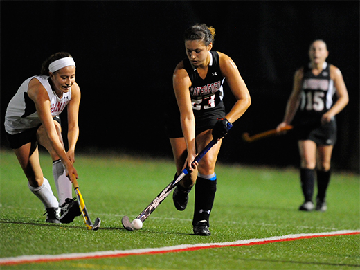 Boehman nets 1st goal of season but Fords tripped up by F&M