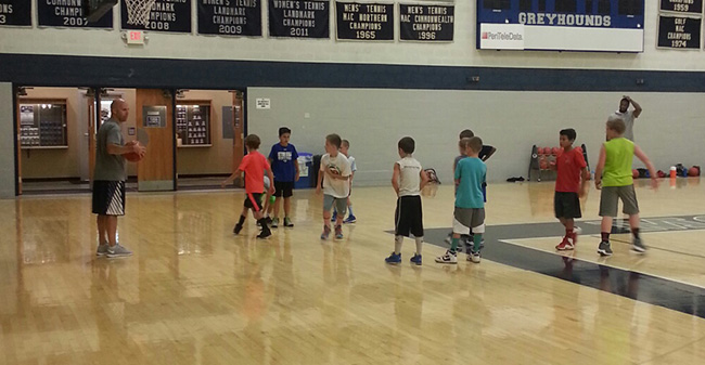 Greyhounds Hosting Summer Basketball Camp July 18-21