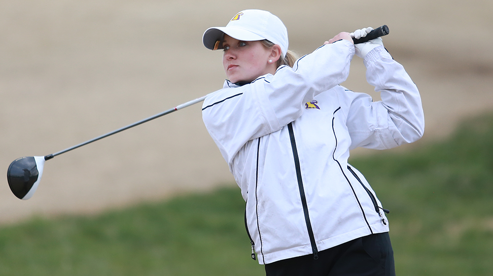 Tech women's golf team ranked ninth after first day of Starmount Forest Fall Classic
